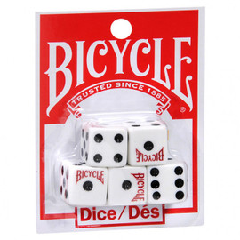 d6: Bicycle (5 count)