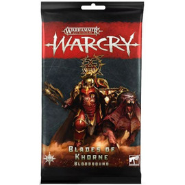 Warcry: Blades of Khorne Bloodbound Card Pack