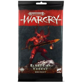 Warcry: Blades of Khorne Daemons Card Pack