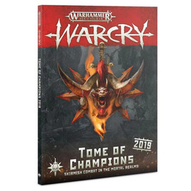 Warcry: Rules: Tome of Champions (2019)