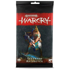 Warcry: Card Pack: Tzeentch Arcanites