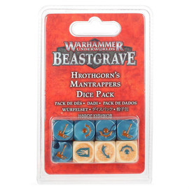 Warhammer Underworlds: Beastgrave: Dice Pack: Hrothgorn's Mantrappers