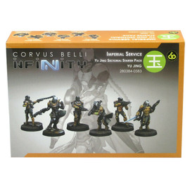 Infinity: Yu Jing: Imperial Service (Sectorial Starter Pack)