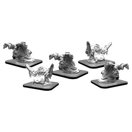 Monsterpocalypse: Waste: Toxxos and Absorbers (metal)