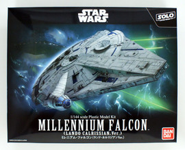 Millenium Falcon: Lando Calrissian Version