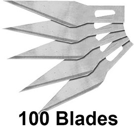 X-Acto No. 11 Knife Blades (100 count)