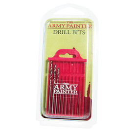 Drills: Drill Bits (10 count) (Army Painter)