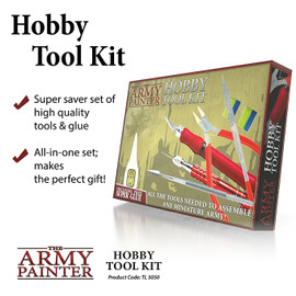 Tool Kits: Hobby Tool Kit (Army Painter) (2019 package)