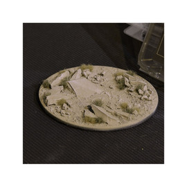 Bases (Pre-made): Arid Steppe Oval 120mm (x1)