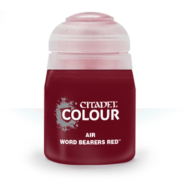 Air: Word Bearers Red 24ml (New 2019)