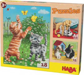 Puzzle: Pets Multipack