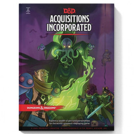 Dungeons & Dragons: 5th Edition: Acquisitions Incorporated