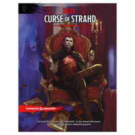 Dungeons & Dragons: 5th Edition: Curse of Strahd