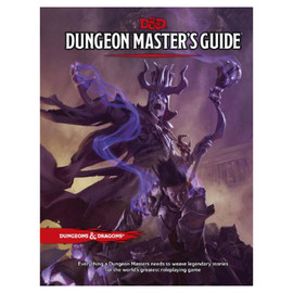 Dungeons & Dragons: 5th Edition: Dungeon Master's Guide