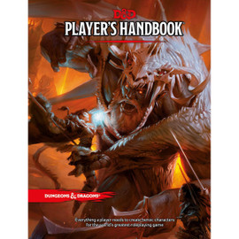 Dungeons & Dragons: 5th Edition: Player's Handbook