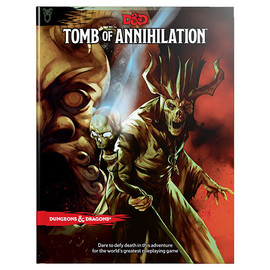 Dungeons & Dragons: 5th Edition: Tomb of Annihilation