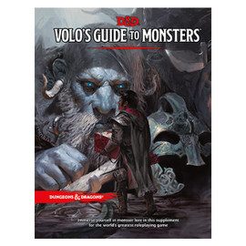 Dungeons & Dragons: 5th Edition: Volo's Guide to Monsters