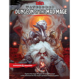 Dungeons & Dragons: 5th Edition: Waterdeep: Dungeon of the Mad Mage