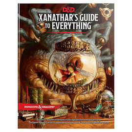 Dungeons & Dragons: 5th Edition: Xanathar's Guide to Everything