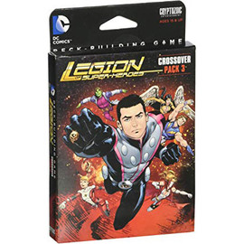 DC Deck-Building Game: Crossover Pack 3: Legion of Super-heroes