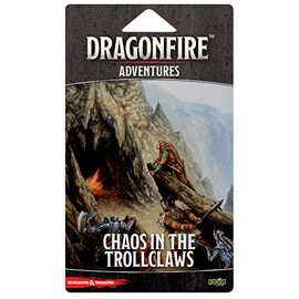 Dragonfire: Chaos in Trollclaws