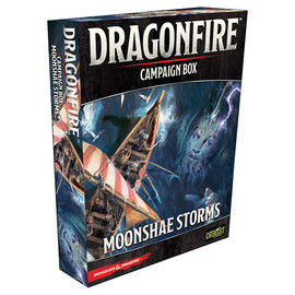 Dragonfire: Moonshae Storms