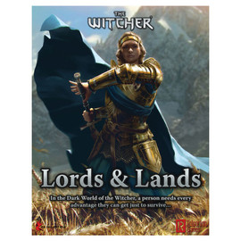 The Witcher RPG: Lords & Lands