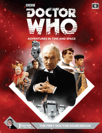 Doctor Who: The First Doctor Sourcebook