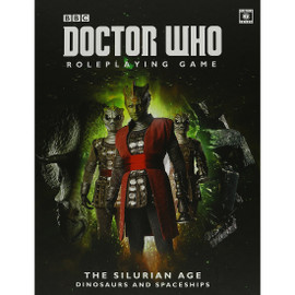 Doctor Who: The Silurian Age - Dinosaurs and Spaceships
