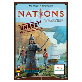 Nations: Unrest Expansion