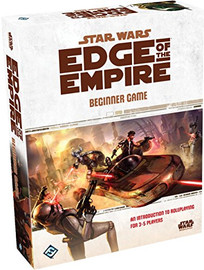 Star Wars RPG: Edge of the Empire: Beginner Game