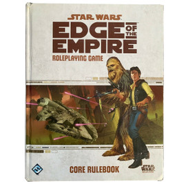 Star Wars RPG: Edge of the Empire: Core Rulebook