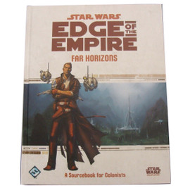 Star Wars RPG: Edge of the Empire: Far Horizons