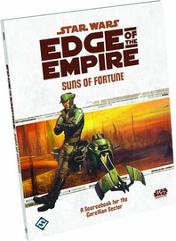 Star Wars RPG: Edge of the Empire: Suns of Fortune