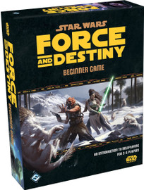 Star Wars RPG: Force and Destiny: Beginner Game