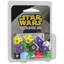 Star Wars RPG: Role Playing Dice