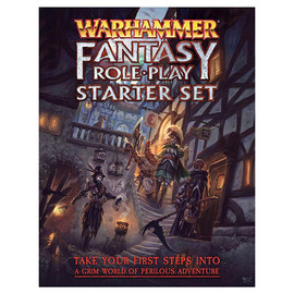 Warhammer Fantasy: Role-play 4th Edition Starter Set