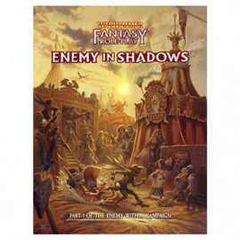Warhammer Fantasy: Role-Play: Enemy in Shadows: The Enemy Within Campaign