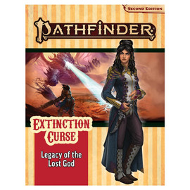 Pathfinder 2nd Edition: Adventure Path: Extinction Curse (2 of 6): Legacy of the Lost God