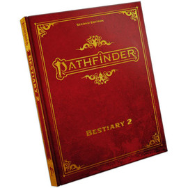 Pathfinder: 2E: Bestiary 2 Special Edition