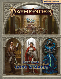 Pathfinder 2nd Edition: Lost Omens: Gods and Magic