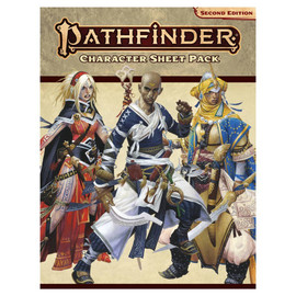 Pathfinder 2nd Edition: Character Sheet Pack