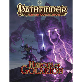 Pathfinder: Player Companion: Heroes of Golarion