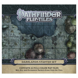 Pathfinder: Flip-Tiles: Darklands Starter Set