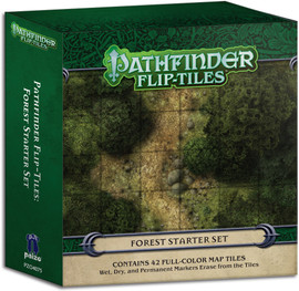 Pathfinder: Flip-Tiles: Forest Starter Set