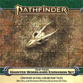 Pathfinder: Flip-Tiles: Haunted Woodlands Expansion Set