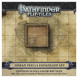 Pathfinder: Flip-Tiles: Urban Perils Expansion