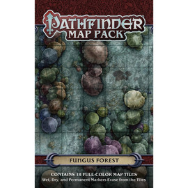 Pathfinder: Map Pack: Fungus Forest