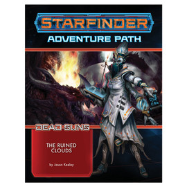 Starfinder: Adventure Path: Dead Suns 4: The Ruined Clouds