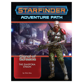 Starfinder: Adventure Path: Signal of Screams 1: The Diaspora Strain
